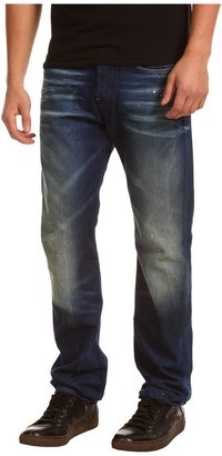 G Star G-Star - 3301 Straight in Carbit Denim Medium Aged (Carbit Denim Medium Age) - Apparel