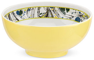 Portmeirion Dinnerware, Novella Footed Cereal Bowl