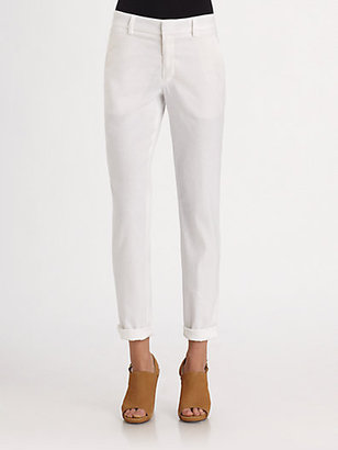 Vince Stretch Twill Pants