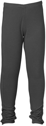 Lego Wear Girl's Leggings Grey - Grau (984 DARK GREY) 6 Years