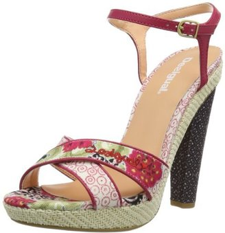 Desigual Women's Silvi High 2 Dress Pump