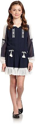 Juicy Couture Girl's Boho Dress