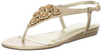 A. Marinelli Women's Digit Wedge Sandal