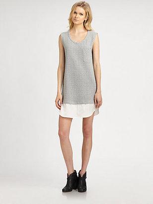 Clu Terry Shirtdress