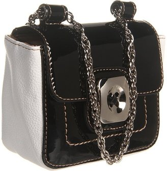Nine West Predictable Crossbody (Black/White) - Bags and Luggage