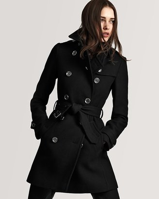 Burberry Balmoral Classic Wool Trench
