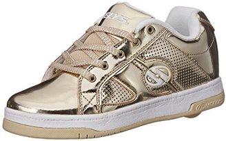 Heelys Split Chrome Skate Shoe (Toddler/Little Kid/Big Kid) $60 thestylecure.com