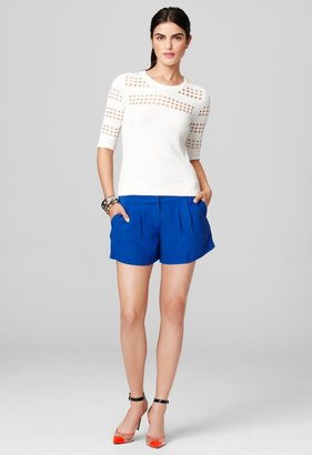Milly Pleat Front Short