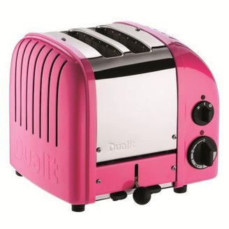 Sur La Table Dualit®Chilly Pink NewGen 2-Slice Toaster