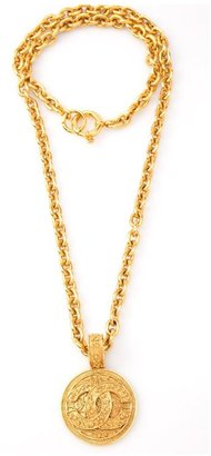 Chanel Byzantine necklace