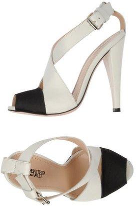Giambattista Valli High-heeled sandals