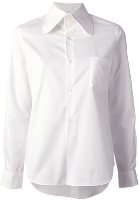 Comme des Garcons collared shirt