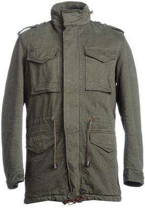 DSquared DSQUARED2 Mid-length jacket
