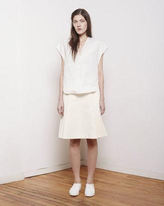 3.1 Phillip Lim Double Box Folded Skirt
