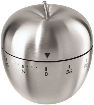Oggi Stainless Steel Apple Kitchen Timer