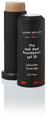 Laura Geller Beauty Real Deal Foundation Stick