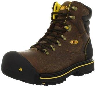 """Keen Men's Milwaukee 6"""" Soft Toe Work Boot"""
