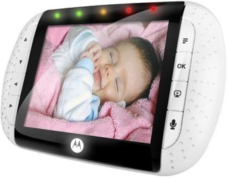 Motorola MBP36 Remote Wireless Color Video Baby Monitor3.5""