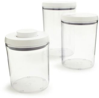 OXO Good Grips POP Round Storage Canisters, Set of 3