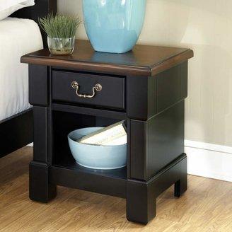 Home styles Black Aspen Nightstand