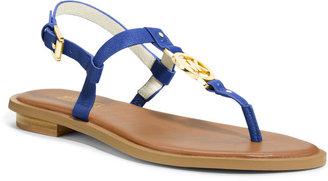 Michael Kors MICHAEL Sondra Logo Sandal