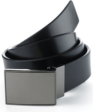 Alfani Belt, Reversible Patterned Plaque