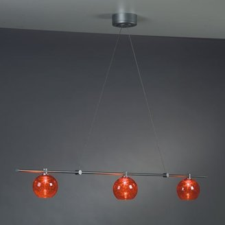 Bruck Lighting V/A Linear Chandelier