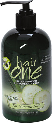 Fiske Hair One Cucumber Aloe Cleansing Conditioner for Normal Hair