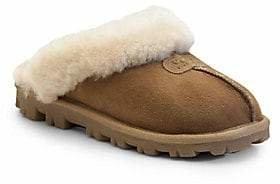 UGG Women's Women's Coquette Sheepskin Slippers