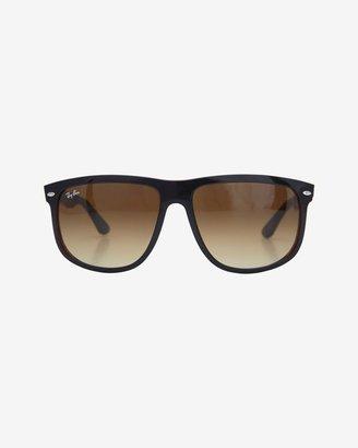 Ray-Ban Highstreet Flat Top Sunglasses