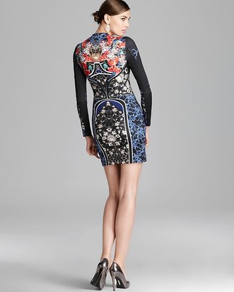 Clover Canyon Dress - Royal Egg Vase Long Sleeve