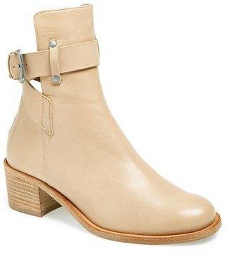 Plomo 'Bernadette' Leather Bootie
