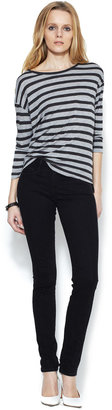 Vince Faded Military Skinny Jean