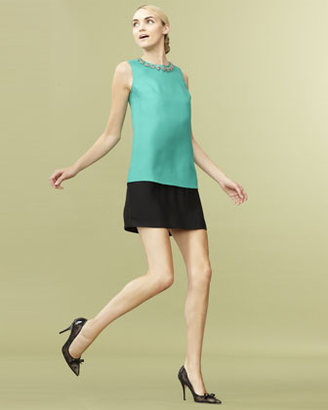 Kate Spade Rosita Sleeveless Shift Dress