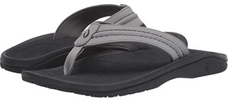 OluKai Hokua (Dark Java) Men's Sandals
