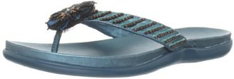 Kenneth Cole Reaction Women's Glam Bake Flip Flop