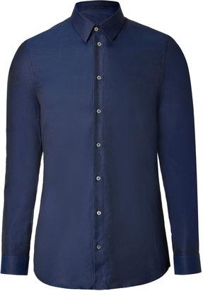 Jil Sander Cotton Beata Shirt in Ink