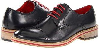 Steve Madden Andiee (Navy Leather) - Footwear