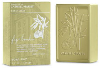 Caswell-Massey Fig and Bamboo Bar Soap by 6oz Soap Bar)