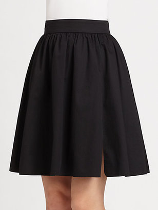 Paule Ka Pleated Full Skirt