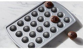 Crate & Barrel Non-Stick Mini Muffin-Cupcake Pan