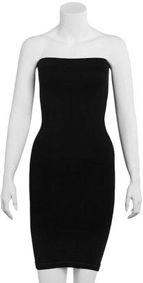 Cass and Co. 2 in 1 Full Dress Slip, Black, Small/Medium (0-6) 1 ea