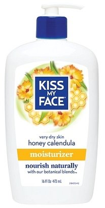 Kiss My Face Honey & Calendula Moisturizer for Extra Dry Skin