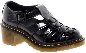 Dr. Martens Parade Eleanor T Bar Heeled Sandals