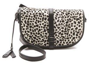 Derek Lam 10 crosby Leopard Lola Haircalf Bag