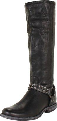 Frye Women's Phillip Studded Harness Tall Boot