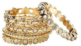 Banana Republic Nautilus Stack Ring