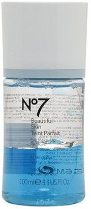 Boots No7 Beautiful Skin Eye Make-up Remover