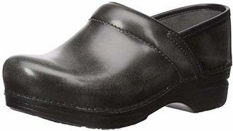 Dansko Women's Pro Xp Mule Shoe, Blue Caiman, 36 EU/5.5-6 M US