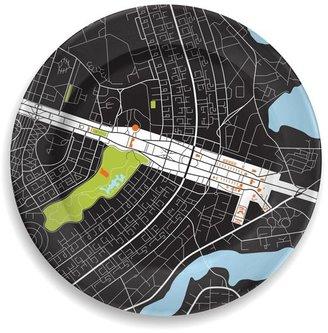 notNeutral City Plate: Brasilia